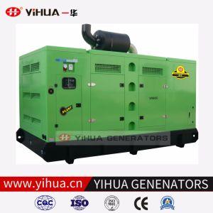 250kw 312.5kVA lärmarmer Kabinendach-Diesel Genetaor