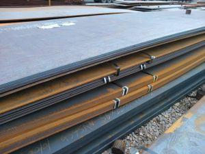 La norma DIN17100/DIN17102 La estructura del edificio leve baja en carbono y de chapa de acero de aleación High-Strength