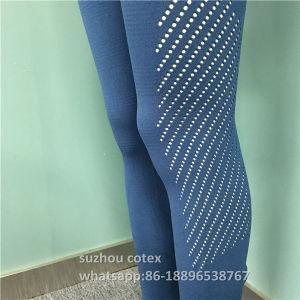 Ventilación integrada Warp-Knit perfecta pantalones