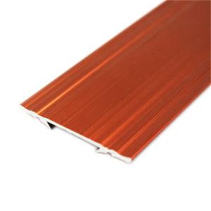 Striscia di connettore di transizione della pavimentazione della lega di alluminio da vendere