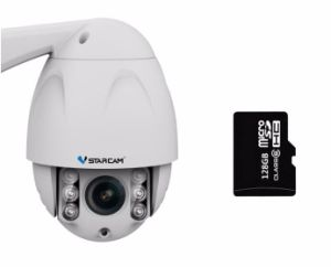 2 Megapixels 1080P drahtlose videoüberwachung-Gewehrkugel IP-Kamera