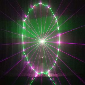 6 Вт Чан цвет DMX DJ этапе лазера