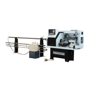 Ck0640 Mini CNC máquina de torno horizontal de metal