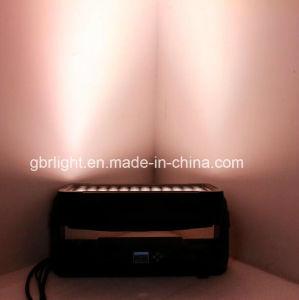 2018 Nuevo tema! 60X de alta potencia 15 W bañador de pared LED impermeable al aire libre / iluminación LED de la etapa de la luz de la arandela