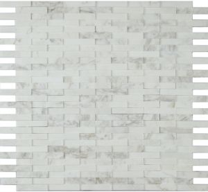 Moderne Küche-Dekoration-Stein-Mosaik-Wand