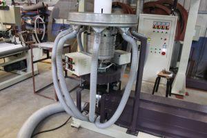Macchina economizzatrice d'energia dell'espulsione della pellicola dell'HDPE per i sacchetti della lavanderia