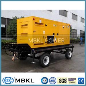 20kw-1000kw Cummins beweglicher leiser Dieselenergien-Generator/DieselEngine/ATS