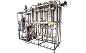 L'industrie Equipmenthot la vente d'usine de purification de l'eau/Machine de l'eau distillée