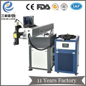Fabricante China letras de canal soldadora láser