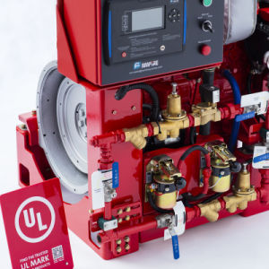 Nm Lutte contre les incendies de série moteur Diesel avec UL, NFPA20, FR12845
