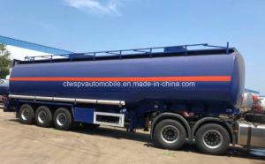 60, 000 L 3 Tanker-Schlussteil Fuwa Wellen-Hochleistungsöl-/Petrol/Diesel-/Gasoline