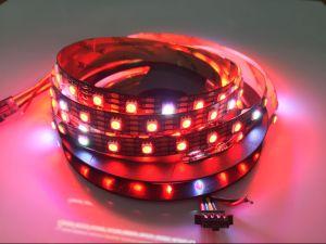 Ws2812b 60LEDs/M LEDピクセルRGBデジタルLED滑走路端燈