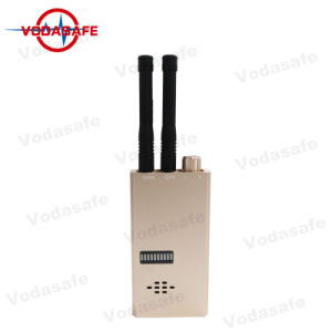 RFの探知器RFのバグの探知器反盗聴装置フルレンジの反スパイ探知器によって隠されるRF WiFi GSMのシグナルの探知器
