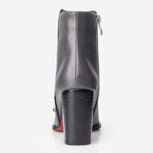中国の熱い販売新しいデザイン女性足首のブート