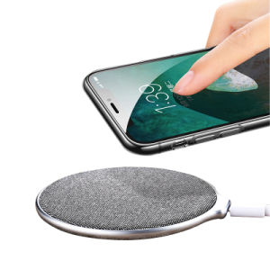 Nuevo producto patentado 5W 7.5W 10W Compatible Universal carga rápida identificación inteligente cargador de teléfono móvil