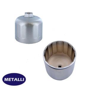 Lo stampaggio profondo parte il coperchio di alluminio di filtro dell'aria