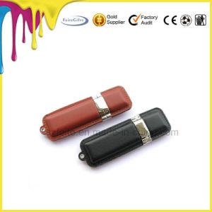 高品質革様式USBのフラッシュ駆動機構4GB 8GB 16GB 32GB