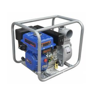 휴대용 가솔린 엔진 수도 펌프
