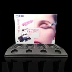 Vide brosse/gros coloré de rouge à lèvres/oeil de la plaque d'ombre pour les cosmétiques à l'emballage