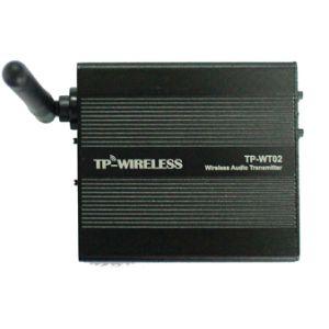 2,4 Ghz inalámbrico Adaptador de Audio Digital HDCD Transmisor y receptor de sonido de música
