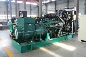 300квт дизельный генератор с двигателем Cummins