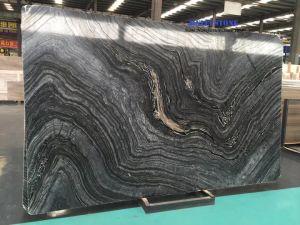 Antieke Houten Korrel/het Bos Zwarte Marmer van de Zwarte/van Kenia voor Prijs Slabs/Tiles