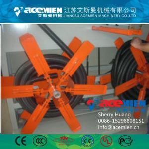 Single Doble de pequeño diámetro del tubo de plástico PE / Línea de producción que hace la máquina / Línea de extrusión