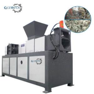 HDPEのPE PPの不用なパッキングフィルムのプラスチック洗浄のリサイクルプラント