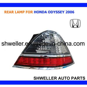 Lâmpada traseira automática para a Honda Odyssey 2006 Luz traseira do carro