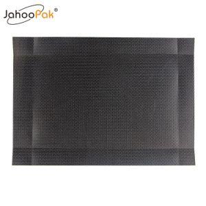 Paletes de plástico preto de alta qualidade folha a folha de deslizamento do carro elevador
