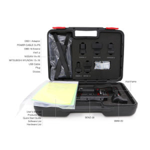 Il PRO mini scanner diagnostico professionale originale dell'automobile OBD2 del lancio X431 2 anni libera lo scanner dell'aggiornamento X431 OBD2 con multilingue