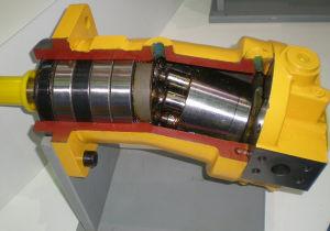 MA-manuelles SteuerHydruaic Pumpe (A7V250)