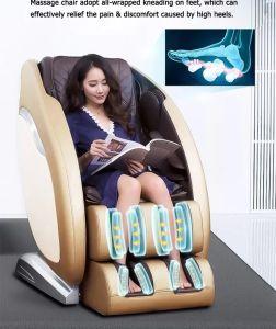 El lujo alargar SL vía médicos de todo el cuerpo de la Gravedad Cero sillón de masaje