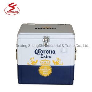 15 litres de bière en métal portable boîte de refroidisseur