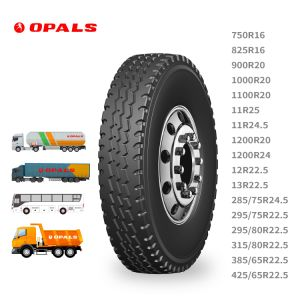 Excelente resistencia al desgaste de neumáticos de remolque todo tipo de carretera