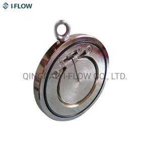 Полупроводниковая пластина тип заслонки клапана SS316 пружины