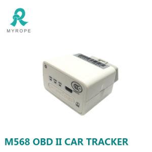 Aluguer de veículo GPRS Rastreador GPS do dispositivo de rastreamento de veículos com função de diagnóstico de OBD2