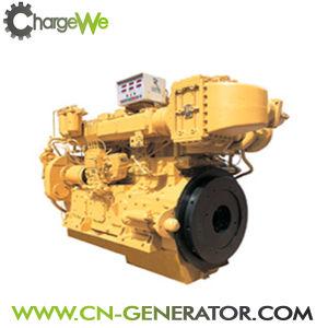 Generatore in-linea del gas del generatore del motore diesel dei 4 cilindri