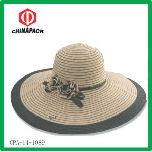 Straw Beach Hats (CPA-14-1089)