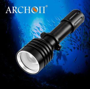 クリー語XM-L U2 LED Max 680LM Underwater Photographing Dive Lamp