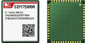 Simcom Baugruppe SIM7500A