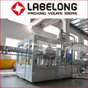 8-8-3 Sumo de polpa automático de nivelamento de enchimento de bebidas fábrica de máquina de embalagem