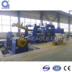 Ligne de longueur de coupe en acier à la machine