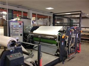 Jyt-H de la etiqueta de neumáticos de coche fusión en caliente máquina de recubrimiento con certificado CE