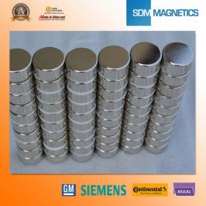 Сертифицирована ISO N52 Strong Неодимовый магнит