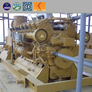 calore del generatore del gas naturale 500kw generatore del gas e di potere unito