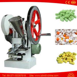 小型出版物のタブレット機械を作る単一の穿孔器の薬