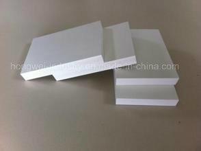 8377c5fd390 20mm superfície rígida de PVC de cor branca a folha de placa de Espuma