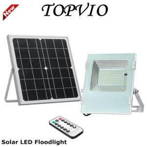 6 Вт/10W/18W солнечная энергия Светодиодный прожектор с датчиком освещенности