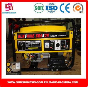 generatori Sv3500e2 della benzina di 2.5kw Elepaq per l'alimentazione elettrica domestica